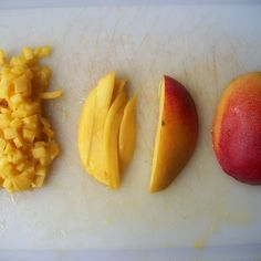 Pineapple, Mango, and Avocado Salsa