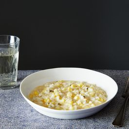 5357bb10 f37e 4ca4 b3ed ae7287b54b3d  2014 0415 sunshine corn summer corn risotto sweet corn broth 009