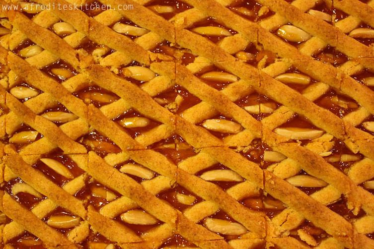 Apricot Jam & Brandy Cookies