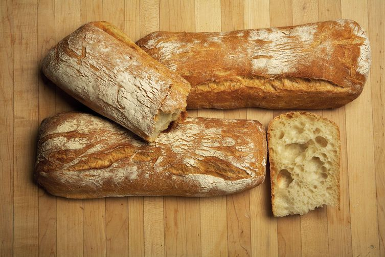 Home Made Bread Recipes cover image