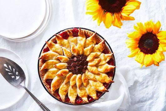 """Black Bottom Cherry """"Sunflower"""" Pie"""