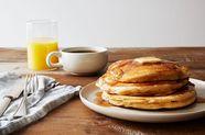 "Rosa Parks' ""Featherlite"" Peanut Butter Pancakes"