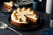 The Caramelized, Fruit-Studded British Cake That Won Our Hearts