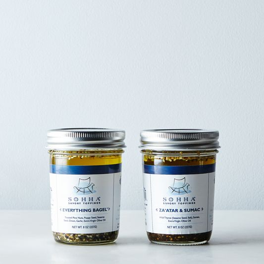Za'atar & Sumac + Everything Bagel in Olive Oil (2-Pack)
