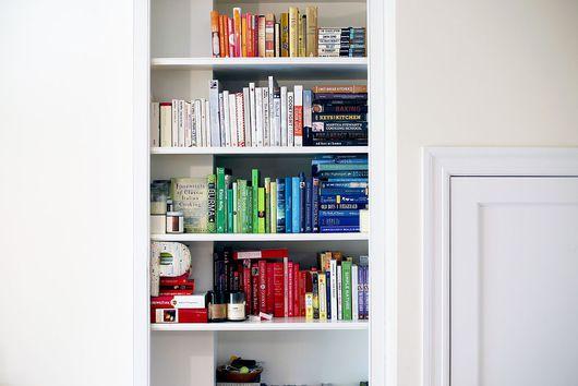 The Popular Bookshelf Trend That's Gone Too Far