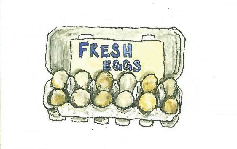 "At Union Square, a dozen eggs will run you about $5. At grocery stores, they range from about $2 to about $7 for ""pasture-raised"" varieties."