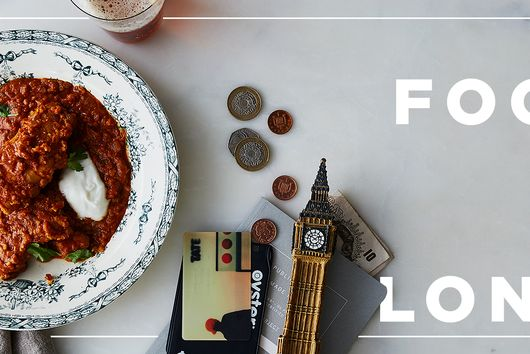 Food52 is Going to London—See How We Travel