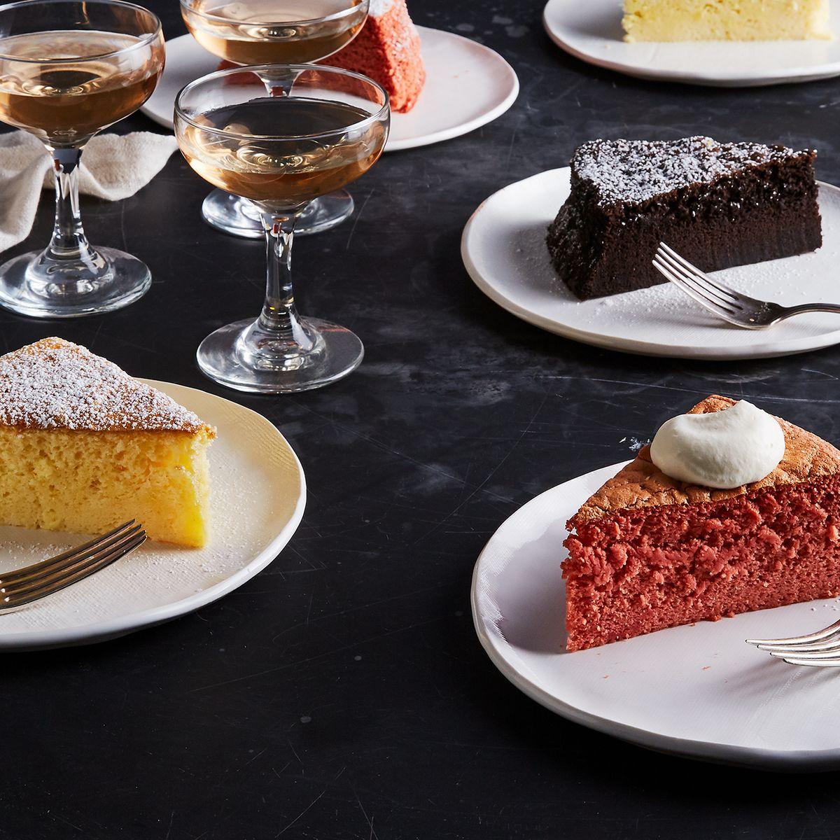 Japanese Cheesecake Is Lighter, Spongier, Perfect-er