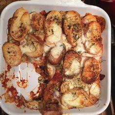Hodge podge Lasagna