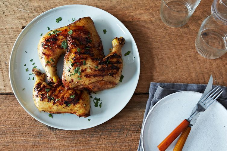 Tamarind chicken from Food52