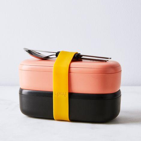 Lunchbox & Cutlery Set