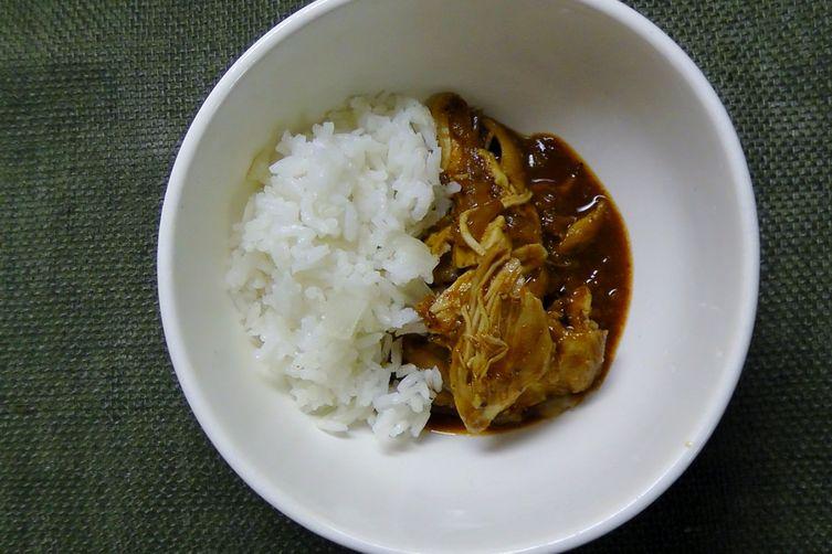 Spicy, Saucy Chicken