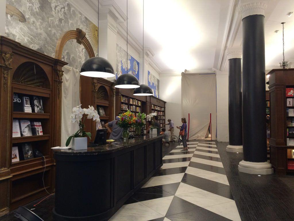 New Rizzoli Bookstore