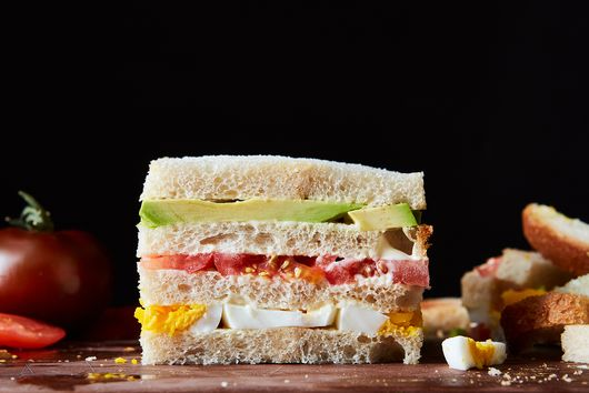 The Scientific, 10-Step Way to Eat a Sandwich