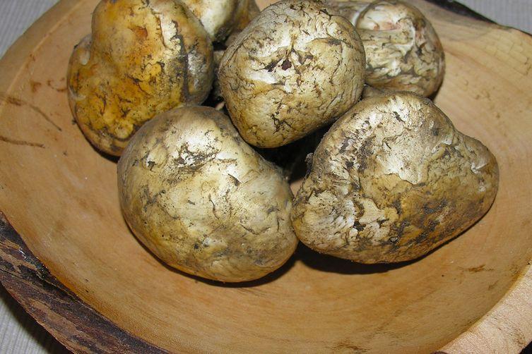 Mystic Mushroom Paella