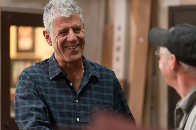How Anthony Bourdain Inspired Us to Travel, Eat & Write