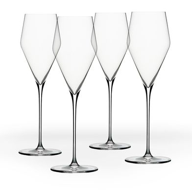 Zalto Hand-Blown Champagne Glasses