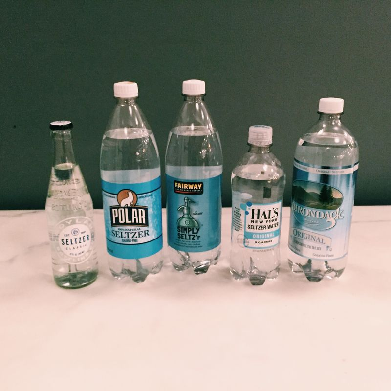 We Taste-Tested 17 Types of Sparkling Water (& Here's What Happened)
