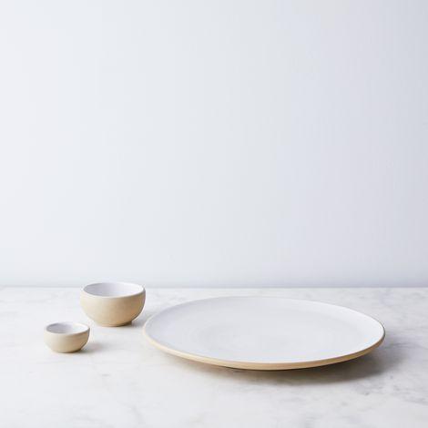Food52 Round Serving Platter, by Jono Pandolfi
