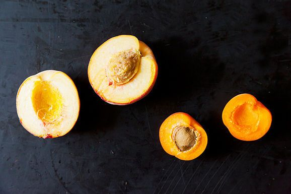 How To Pit Stone Fruit