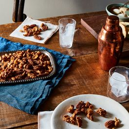Roasted Nuts Meet Chinese Five-Spice, Cocktail Parties Everywhere Rejoice