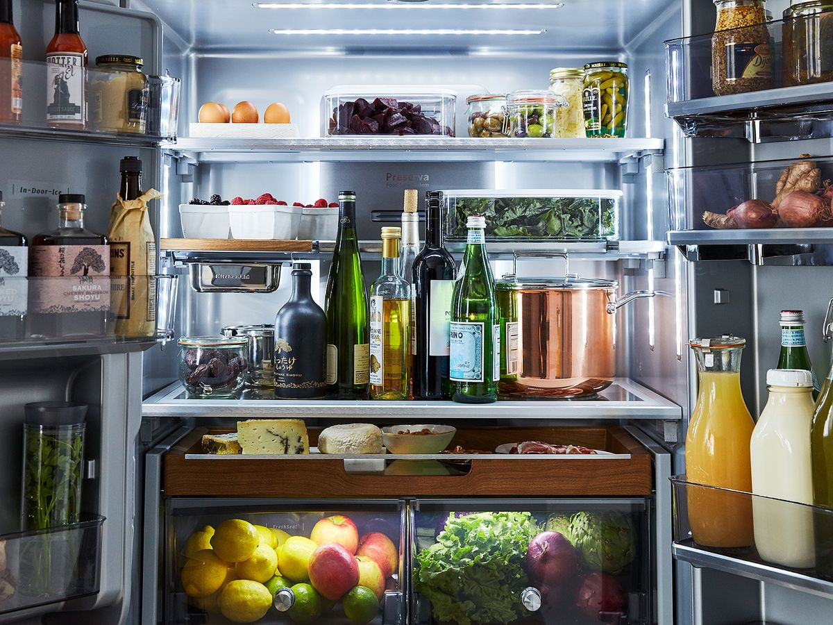 9 Refrigerator Organizing Hacks Ideas