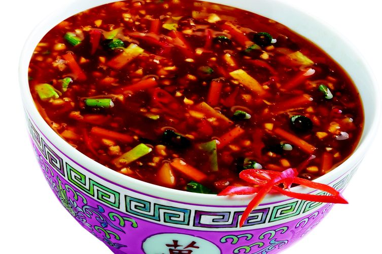 How to Make Hot & Sour Soup