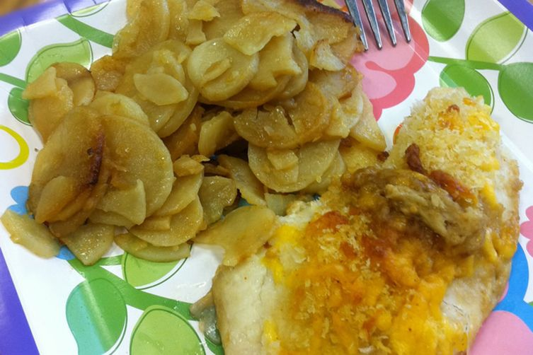 Cheddar and Ale Tilapia