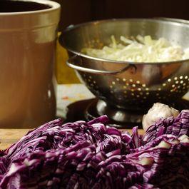 Garlic Kraut