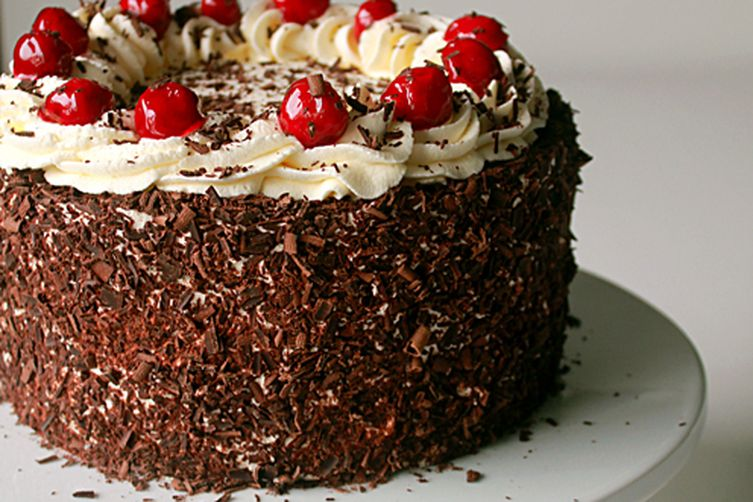 Black Forest Cake Recipe on Food52