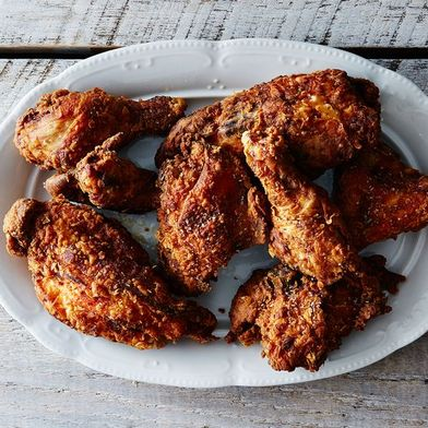 Julia Turshen's No-Freakout Fried Chicken