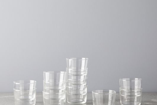 Stackable Bodega Glasses (Set of 12)