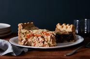 Cranberry Sauce Pie