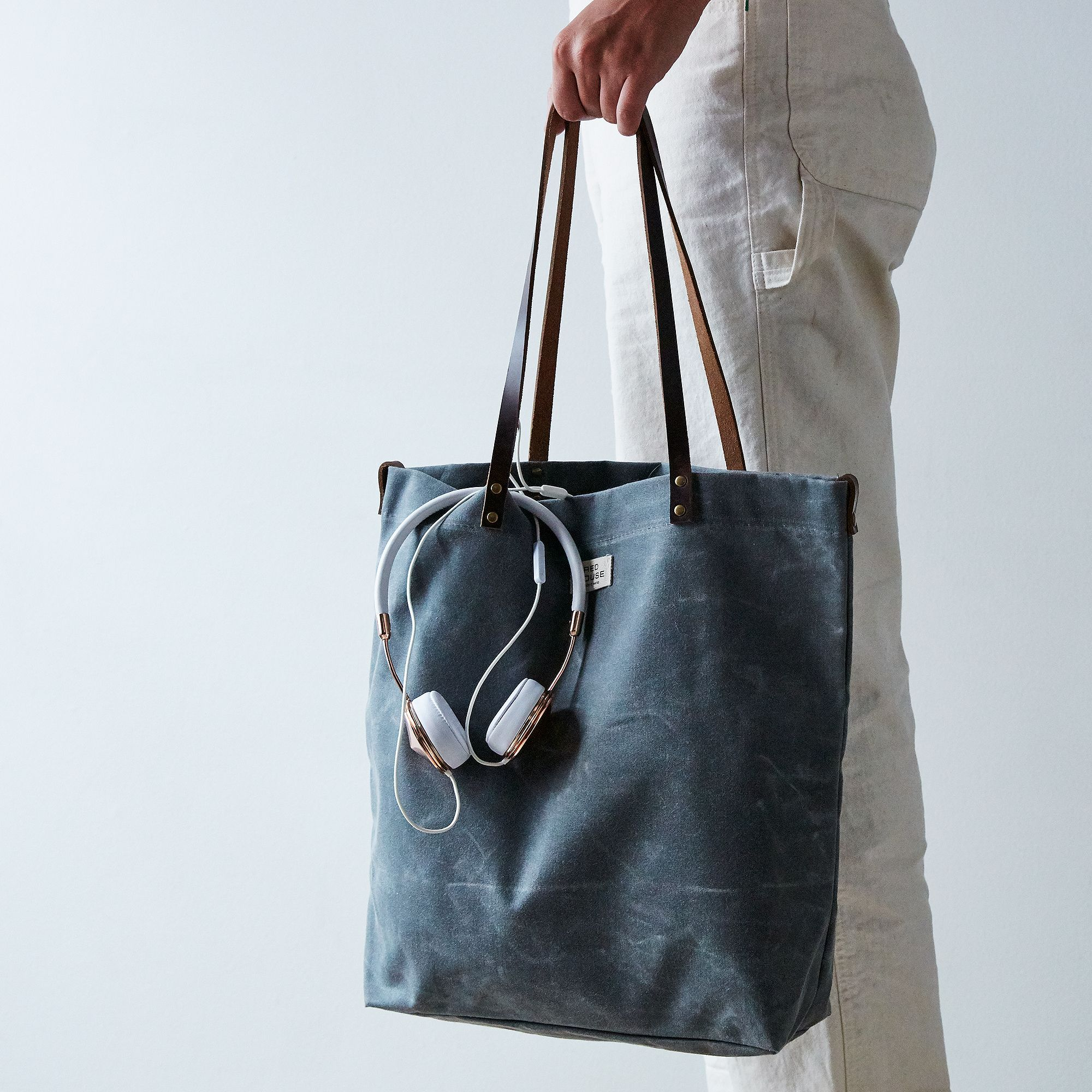 Waxed Canvas Tote on Food52