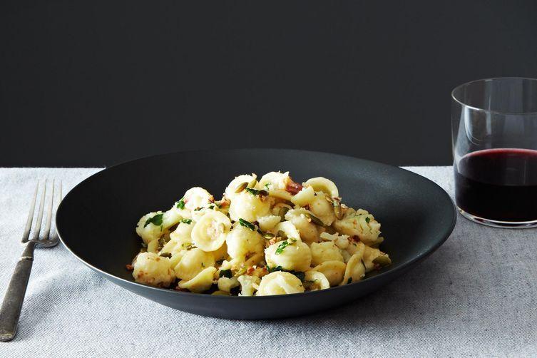Orecchiette from Food52