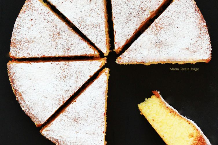 Cake Decorating Corn Flour Bag : Almond, Corn flour and Lemon Cake (Gluten-free) Recipe on ...