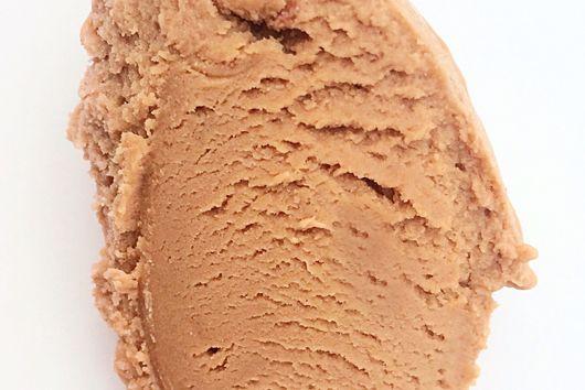 Made with Ferrero Rocher nutella ice cream