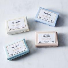 Marseille Gentle Perfumed Soap (Set of 4)