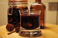 Spiced Gløgg with Port Wine and Cointreau
