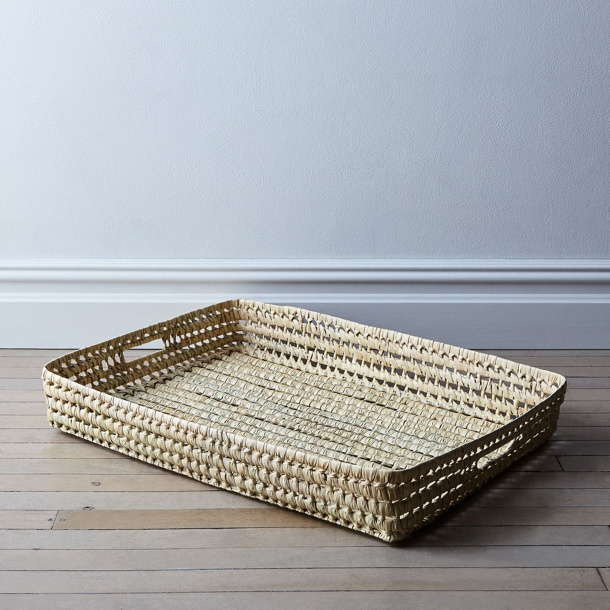 Food52 Woven Moroccan Tray