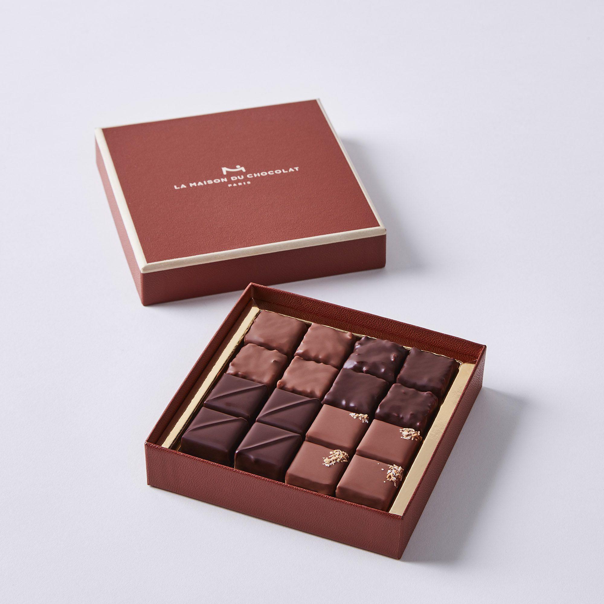 La Maison du Chocolat Praline Gift Box - 16-Piece