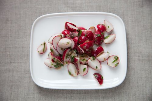 Radish salad from Food52