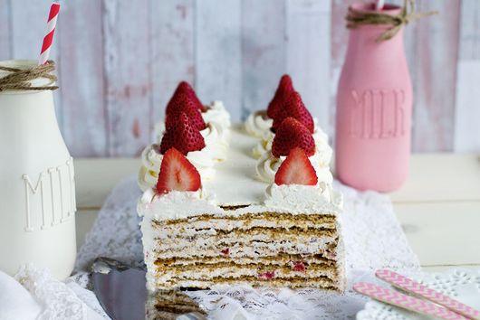 Raza's No-Bake Cake