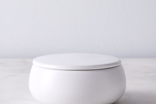 Stoneware Storage Canister