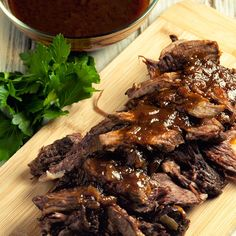 Slow Cooked Meat