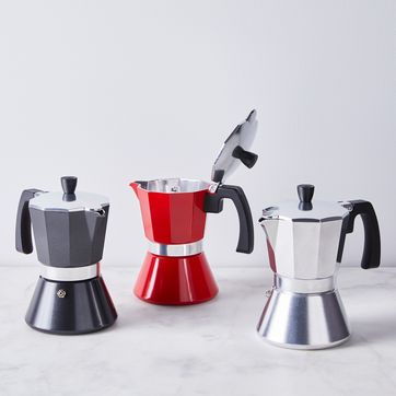 Gefu Moka Pot Stovetop Coffee Maker