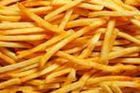 French Fry Fri-Tie-Tay
