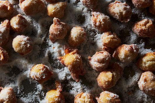 A Sugar-Dusted, Liquor-Soaked Vestige of the Roman Carnival