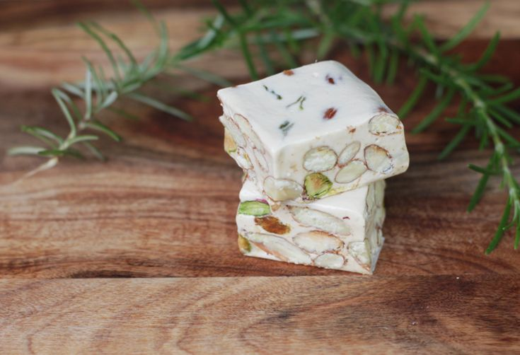 Torrone: Three-Ingredient Nougat