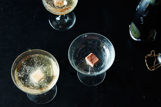 Carey Nershi's Angostura Sugar Cubes for Champagne Cocktails